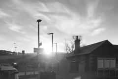 Sunrise at Station House