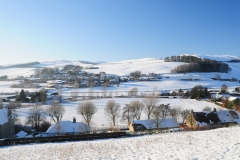 Stow in winter