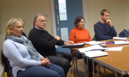 Members meeting October 2018